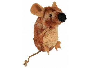 myš pískací