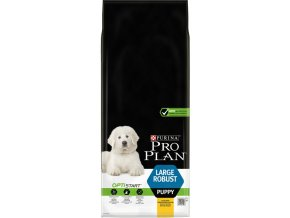 proplan puppy large robust