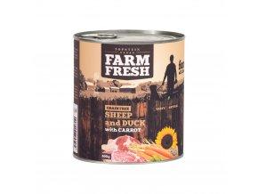 farm fresh sheeep duck