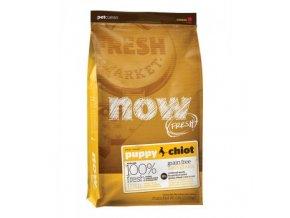NOW FRESH Grain Free Puppy 2 x 11,33 kg