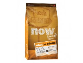 NOW FRESH Grain Free Adult 2 x 11,33 kg