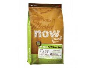 NOW FRESH Grain Free Small Breed 2 x 5,44 kg