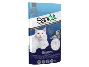 SANICAT BIANCA hrudkující bílý bentonit 5 l