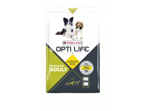 Versele Laga Opti Life Adult medium 12,5 kg