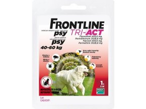 FRONTLINE TRI-ACT spot-on dog XL a.u.v. sol 1 x 6ml