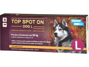 BIOVETA Top spot on dog L 1x3ml