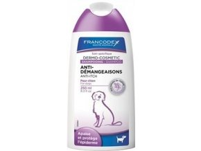 FRANCODEX Šampon proti svědění pes 250ml
