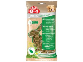 8in1 Minis Rabbit & Herbs 100g