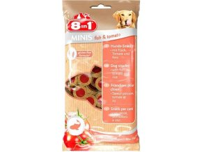 8in1 Minis Fish & Tomato 100g