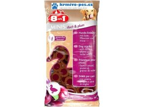 8in1 Minis Duck & Plums 100g