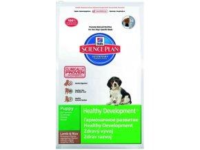 HILLS Canine Puppy Lamb&Rice 3 kg