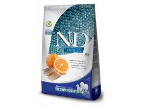 ND Grain Free canine Adult Medium FISH