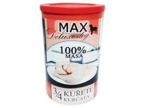 MAX deluxe 3/4 Kuřete 1200g