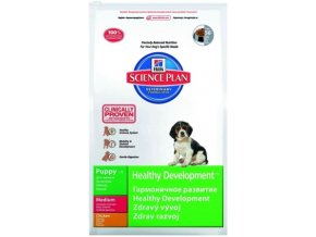 HILLS Canine Puppy Medium 18 kg