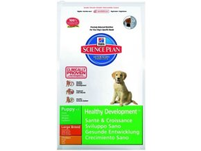 HILLS Canine Puppy Large Breed 16 kg