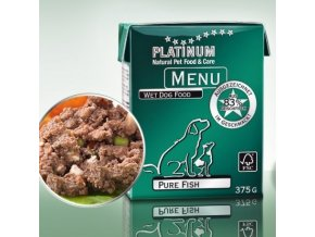 Platinum Natural Menu Ryby 375g