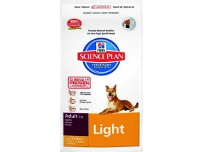 HILLS Canine Adult Light 12 kg
