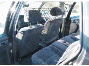 Bezpečnostní autosíť Nobby 86 x 64 cm