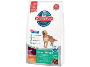 HILLS Canine Adult Perfect Weight Large Breed 12 kg