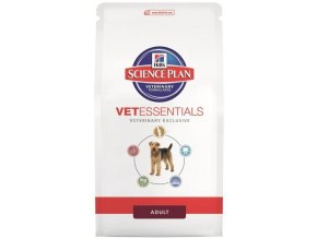 HILLS Canine Adult VetEssentials 10 kg