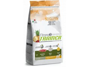 TRAINER FITNESS Adult M/M No Gluten Duck Rice 12,5kg
