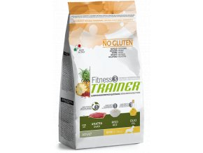 TRAINER FITNESS Adult Mini No Gluten Duck Rice 2 kg