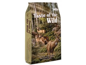TASTE OF THE WILD Pine Forest 13 kg  + CASHBACK 40,- Kč + konzerva TOTW 375g