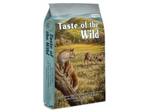 TASTE OF THE WILD Appalachian Valley Small Breed 13 kg  + CASHBACK 40,- Kč + konzerva TOTW 375g