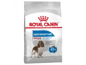 royal canin medium light care