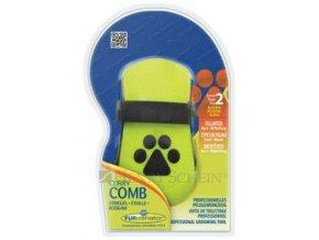 FURminator kartáč masážní Curry Comb pro psy