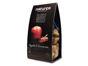 NATUREA GF sušenky - jablko, skořice 230g