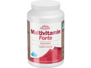 3D MultivitaminForte etiketa