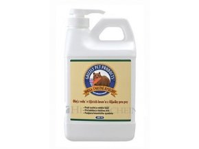 GRIZZLY Wild Salmon Oil 2000ml