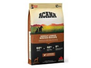 Acana dog adult large breed 1800