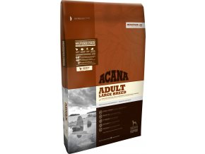Acana dog adult large breed 1800