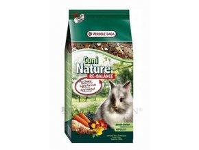 VERSELE LAGA Nature Cuni Re-Balance - králík 2,5kg