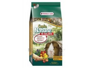 VERSELE LAGA Nature Cavia Re-Balance - morče 700g