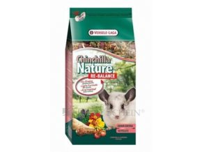 VERSELE LAGA Nature Chinchila Re-Balance 700g