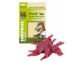 HUHUBAMBOO Duck Excellent Dried Breast 75g