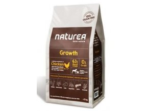 NATUREA GF dog Growth - Puppy all breeds 12 kg