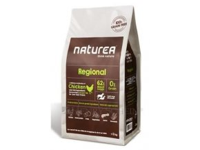 NATUREA GF dog Regional - Adult all breeds 12 kg