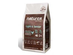 NATUREA GF dog Light&Senior- all breeds 2 kg