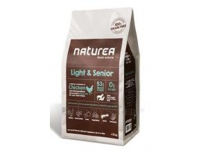 NATUREA GF dog Light&Senior- all breeds 12 kg