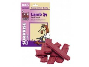 HUHUBAMBOO Lamb Real Steak 75g