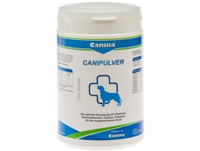 canina canipulver 1000