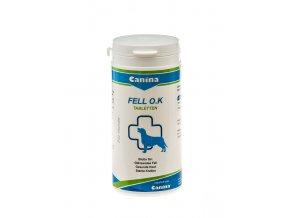 CANINA Fell O.K 250g (cca 125 tbl.)