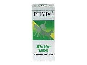 CANINA Petvital Biotin-tabs 1000g