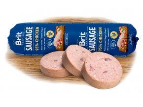 sausage chickenrice
