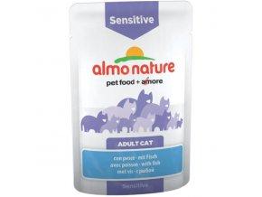 almo nature sensitive 70
