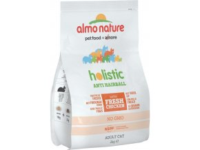 almo nature cat hairbal